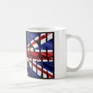 英国の侵入のマグ コーヒーマグカップ