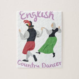 英国の国のダンサー ジグソーパズル