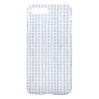 英国の国の庭のアリスの青いギンガム iPhone 8 PLUS/7 PLUS ケース