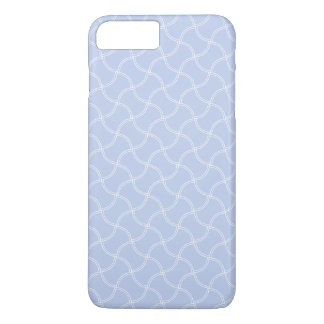英国の国の庭のアリスの青い小型歩道 iPhone 8 PLUS/7 PLUSケース