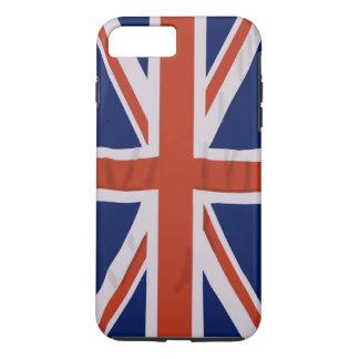 英国の旗のiPhone 7のプラスの堅い場合 iPhone 8 Plus/7 Plusケース