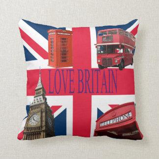 英国の枕。 愛英本国 クッション