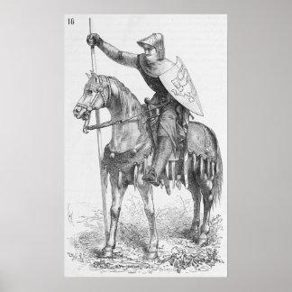 英国の騎士 ポスター