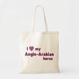 英国アラビアの馬 トートバッグ