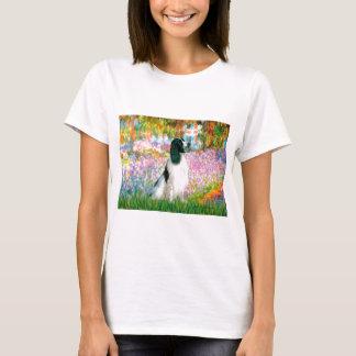 英国スプリンガー7 -庭 Tシャツ