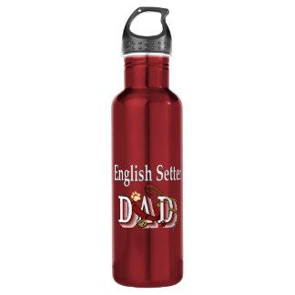 英国セッターのパパ ウォーターボトル