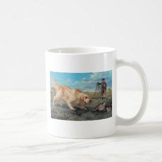 英国セッターのマグ コーヒーマグカップ