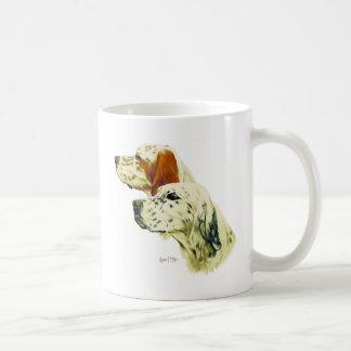 英国セッター コーヒーマグカップ