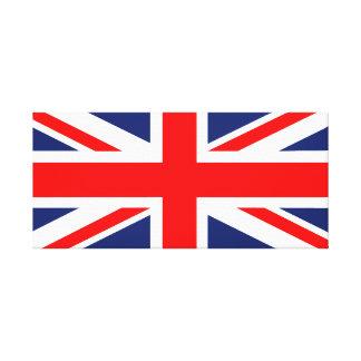 英国国旗のキャンバスプリント キャンバスプリント