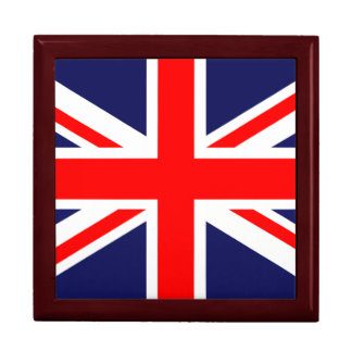 英国国旗のギフト用の箱 ギフトボックス