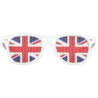 英国国旗のサングラス レトロサングラス