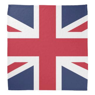 英国国旗のバンダナ バンダナ