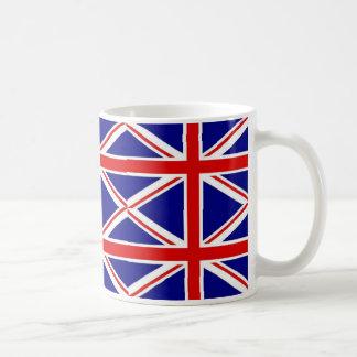 英国国旗のマグ コーヒーマグカップ