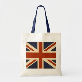 英国国旗のレトロ トートバッグ