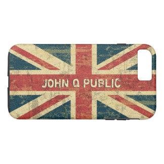 英国国旗の一流のテンプレート iPhone 8 PLUS/7 PLUSケース