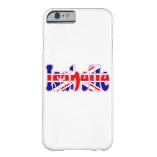 英国国旗の切り出しイサベル BARELY THERE iPhone 6 ケース