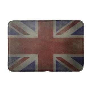 英国国旗の動揺してな旗 バスマット