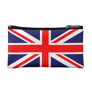 英国国旗の化粧品袋 コスメティックバッグ