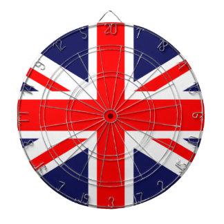 英国国旗の投げ矢板 ダーツボード