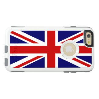 英国国旗の旗のオッターボックスのIphone 6のプラスの場合 オッターボックスiPhone 6/6s Plusケース