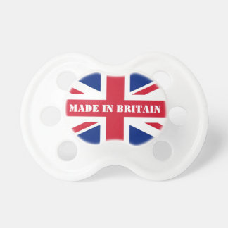 英国国旗の旗 おしゃぶり