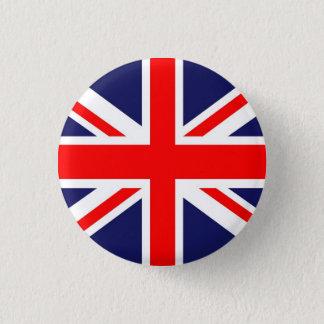 英国国旗の旗 缶バッジ