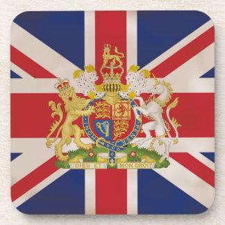 英国国旗の王室のな頂上 コースター