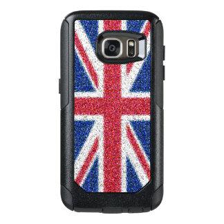 英国国旗の電話箱 オッターボックスSamsung GALAXY S7ケース