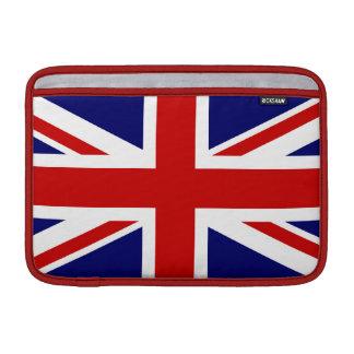 英国国旗のmacbookの袖 MacBook スリーブ