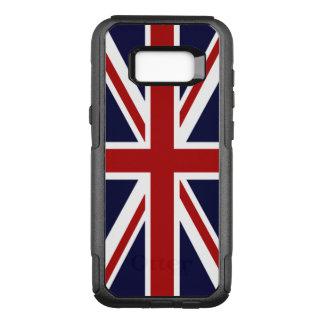 英国国旗イギリスの旗 オッターボックスコミューターSamsung GALAXY S8+ ケース