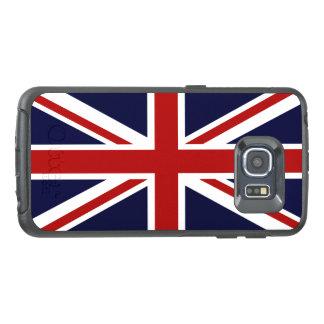 英国国旗イギリスの旗 オッターボックスSamsung GALAXY S6 EDGEケース
