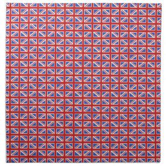 英国国旗パターン ナプキンクロス