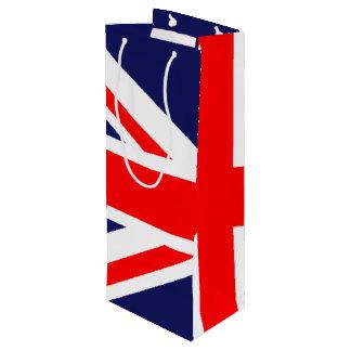英国国旗-イギリスの旗 ワインギフトバッグ