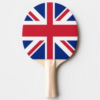 英国国旗-イギリスの旗 卓球ラケット