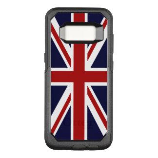 英国国旗 オッターボックスコミューターSamsung GALAXY S8 ケース