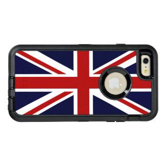 英国国旗 オッターボックスディフェンダーiPhoneケース