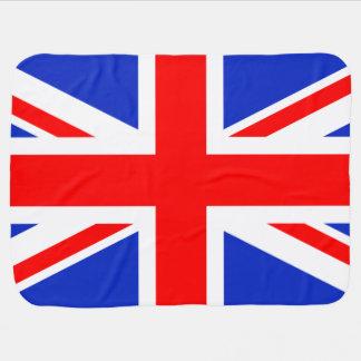 """""""英国国旗"""" ベビー ブランケット"""