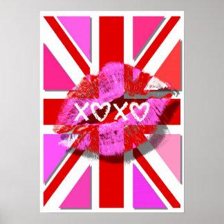 英国国旗 ポスター