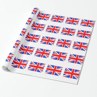 英国国旗 ラッピングペーパー