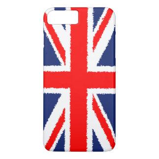 英国国旗 iPhone 8 PLUS/7 PLUSケース
