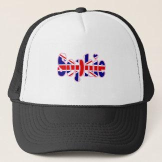 英国国旗Sophie キャップ