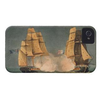 英語La Nereide、1797年12月21日の捕獲 Case-Mate iPhone 4 ケース