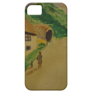 英語Laneway iPhone SE/5/5s ケース