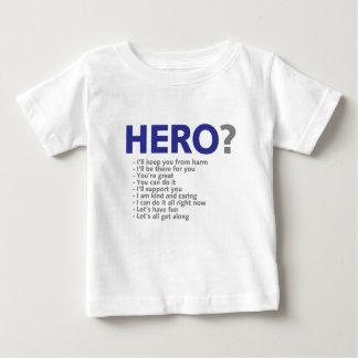 英雄ですか。 ベビーTシャツ