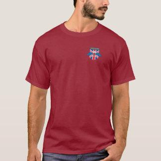 英雄のスリップストリーム Tシャツ