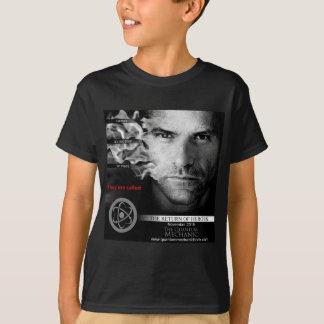 英雄の広告宣伝-ヤコブのリターン Tシャツ