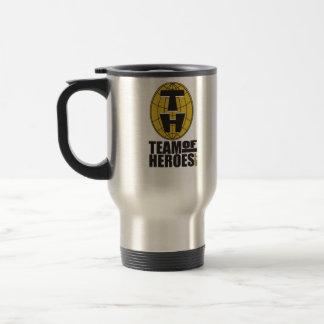 英雄の役人のタンブラーのチーム トラベルマグ