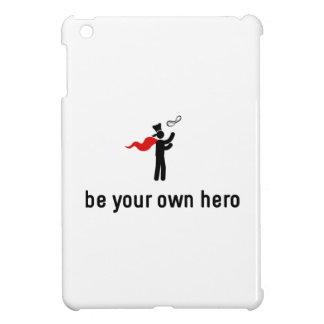 英雄を作るピザ iPad MINIケース