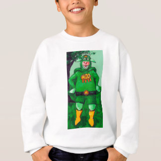 英雄牛 スウェットシャツ