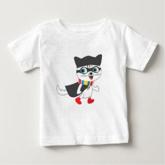 英雄猫 ベビーTシャツ